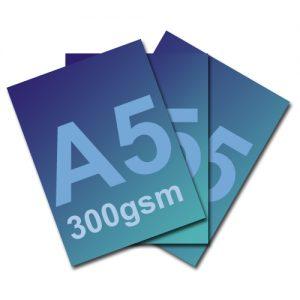 A5-300gsm-leaflets